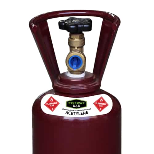 ACETYLENE GAS CYLINDER 1