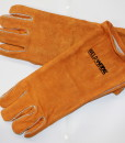 Welders Glove Goldn Leather Deluxe