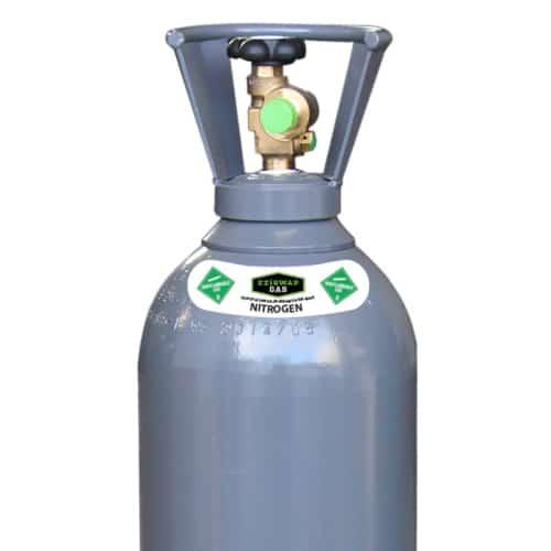 NITROGEN GAS CYLINDER 1