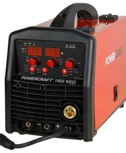 POWERCRAFT® MIG 180I