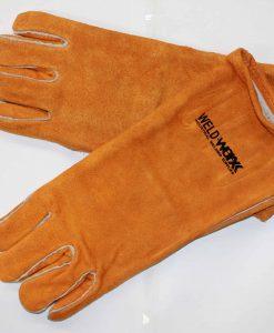 Welders Glove Goldn Leather Deluxe