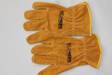 Golden Handlers Glove