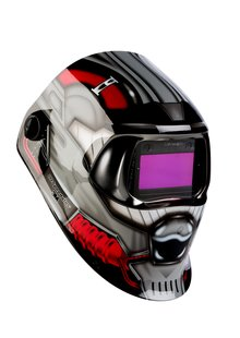 3M™ Speedglas™ Welding Helmet 100 Future Combatant, with 100V filterv